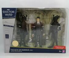 Doctor Who - The Keys of Marinus. Character / B&M figure set. Brand new sealed.