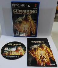 Console Game SONY Playstation 2 PS2 PAL ITALIANO - THE SUFFERING TIES THAT BIND