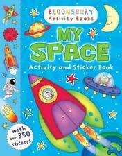 New, My Space Activity and Sticker Book (Activity & Sticker Book), , Book