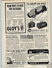1966 PAPER AD Husqvarna Bolt Action Rifle Shotgun Tacoma Washington WA