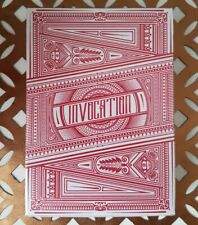 Invocation Standard Edition Playing Cards New & Sealed Kings Wild Project Deck
