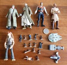 Lot de 22 figurines jouets STARWARS STAR WARS Kenner Hasbro