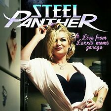STEEL PANTHER - LIVE FROM LEXXI'S MOM'S GARAGE - NEW CD / DVD