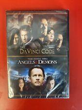 Angels & Demons / The Da Vinci Code Dvd