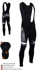 Fabric Windproof Cycling Tights & Trousers
