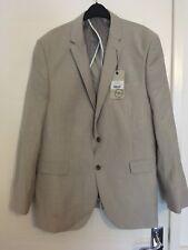 "Racing Green Men's Grey Light Jacket Blazer Size 44""r"