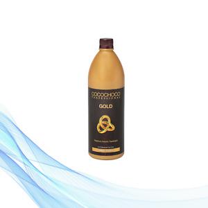 COCOCHOCO Keratin Treatment Gold 1000 ml, EXTRA Clarifying Shampoo 50 ml