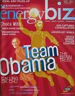 Barack Obama March 2009 Energy Biz Magazine