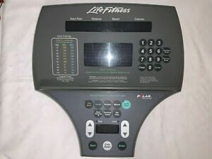 Life Fitness Console With Electronics