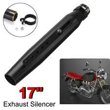 Universal Motorcycle Exhaust Pipe Muffler Tube Fit for Suzuki Yamaha Honda BMW