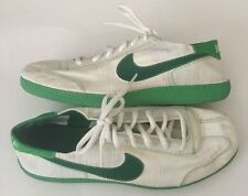 Nike White Green Sneakers Women's size 8.5