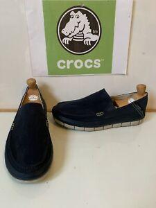 Crocs Stretch Sole Loafer Moccasins Loafer/Shoes Size UK 9 EU 43