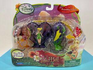 Disney Playmates - 2009 - Tinkerbell Fairies & Friends - Tiny Tink - Locket
