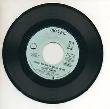 JOHNNY RIVERS 45 RPM PROMO Record CURIOUS MIND (UM, UM, UM, UM, UM) Mint- w/ wol