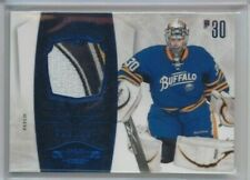 10/11 Panini Dominion Ryan Miller Prime Patch #'ed 16/25