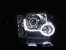 Barra Flessibile a Tornanti DRL LED Luci Diurne Xenon Bianco Universale