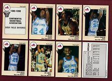 1989-1990 SIOUX FALLS SKYFORCE ~ Continental Basketball Association CBA team set