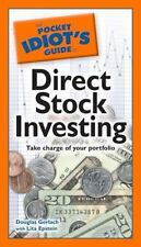 The Pocket Idiot's Guide to Direct Stock Investing - LikeNew - Gerlach, Douglas