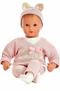 "Käthe Kruse Puppe "" Mini Bambina Sarah  ""  33 cm - unbespielt - NEU !!"