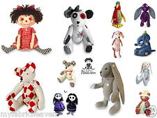 BESPOKE 5 X Pattern Bundle, Your Choice of Any 5 Soft Toy Fabric Sewing PATTERNS