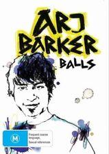 Arj Barker - Balls (DVD, 2008)