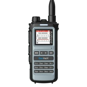8600 Dual Band Walkie Talkie Two Way Radio Transceiver For Outdoor Drivers ot16