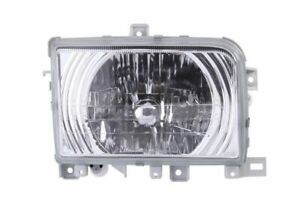 Headlight right (H4, electric, chromium-plated) NISSAN CABSTAR 1998-2006