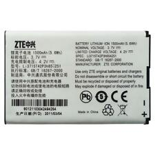 ZTE Li3715T42p3h654251 Battery for ZTE MF65 MF60 MF61 MF62 AC30 AC33 1500mA
