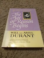 The Story Of Civilization VII: The Age Of Reason Begins by Will and Ariel Durant