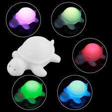 White Turtle Glow Night White Light Lamp Night Turtle