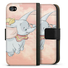 Apple iPhone 4 bolso funda flip case-Dumbo