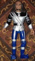 Star Trek Classic Movie Commander Worf Klingon Action Figure Playmates 1995