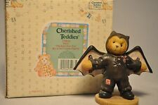 Cherished Teddies - Barry - 270016 - I'm Batty Over You - Halloween Bear