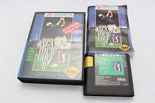 Genesis (Megadrive) Juego PGA TOUR GOLF II 2 NTSC USA
