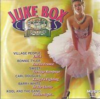 Juke Box Classics Village People feat. Felipe Rose, Carl Douglas, David D.. [CD]