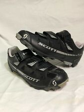 Scott Biking Mens Shoes Size 42 Or 8.5 US Cycling Used