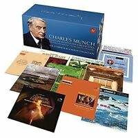 NEW Charles Munch - The Complete RCA Album Collection (Audio CD)