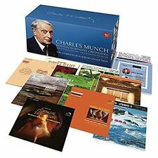 Charles Munch: The Complete RCA Album Collection (CD, Sep-2016, 86 Discs, RCA Red Seal)