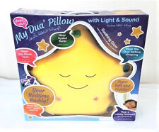 MY DUA PILLOW with Light & Sound Islamic Toy - Desi Doll (Closed Eyes -Children)