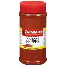 Zatarain's Cayenne Pepper, LARGE 7.25 OZ