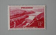 France année 1948 YT 817 Neuf luxe ** Barrage de Génissiat