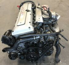 95-97 JAGUAR XJ6 X300 XJR6 6CYL 4.0L SUPERCHARGED ENGINE