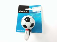 Novelty Bicycle Bell Soccer Ball Clear Note Bell