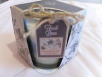 BOUGIE PARFUMEE FRAGRANCED CANDLE  FRESH LINEN