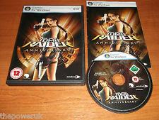 TOMB RAIDER ANNIVERSARY-PC-DVD
