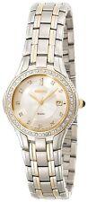 NEW SEIKO LE GRAND SPORT SXDA88 Two-Tone Stainless Steel Diamond Watch