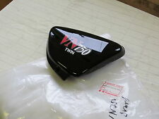 Kawasaki VN750 Vulcan Twin Ebony Right Side Cover RH 36002-5238-H8 NOS