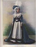 1913 Le Theatre (French) Berthe Cerny as Oliva