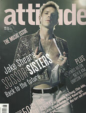 Attitude August Gay & Lesbian Magazines in English