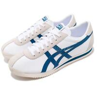 Asics Onitsuka Tiger Corsair White Deep Sapphire Men Running Shoes D7J4L-100